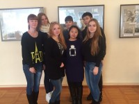 Excursion to the Karaganda regional museum of fine arts