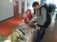 "Department «ecology and evaluation"" competition was held handicrafts ""news from wastebasket"""