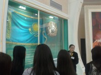 "Off-site lesson in MSPE ""HISTORICAL AND CULTURAL CENTER OF THE FIRST PRESIDENT"""