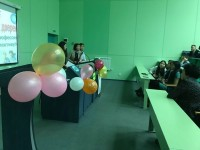 "Open doors day of the Department ""Accounting and auditing"""
