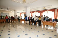 "AT FACULTY OF BUSINESS AND THE LAW THERE HAS PASSED ""DAY OF STUDENT'S SCIENCE-2016"""
