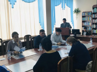 "Round table on the topic: ""Improving measures to prevent and combat drug trafficking and abuse in the Republic of Kazakhstan"""