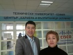 Foreign scientific training in Bulgaria and Germany of doctoral student of the Karaganda economic university of Kazpotrebsoyuz